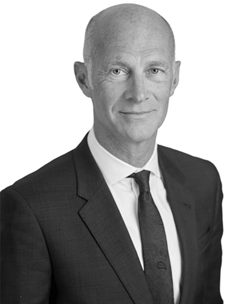 Walter Goossens,Head of Industrial & Logistics Agency